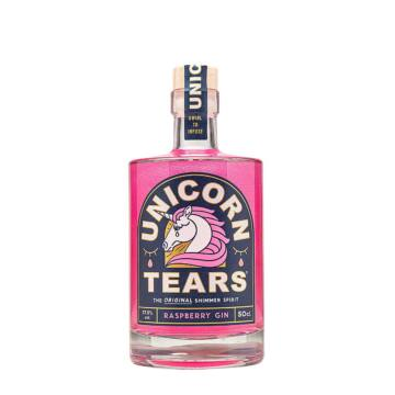 Unicorn Tears Raspberry Gin Mini 0,05L 37,5%
