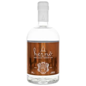 Hernö High Coast Terrior Gin 2019 0,5L 44,3% - limitált kiadás