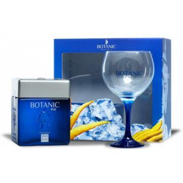 Botanic Ultra Premium Gin dd. 0,7L 45% + pohár