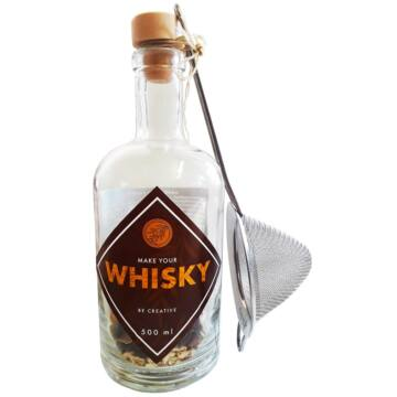 Make Your Whisky Be Creative