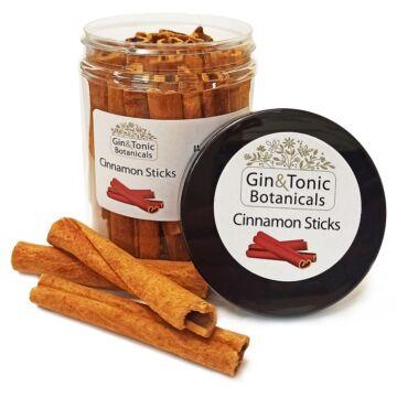 Gin Tonic Botanicals közepes tégelyben Fahéjrúd 100gr