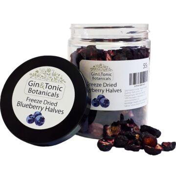 Gin Tonik fűszer közepes tégelyben liofilizált felezett kékáfonya 55 gr