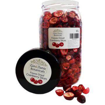 Gin Tonik fűszer nagy Gasztró tégelyben liofilizált szeletelt vörösáfonya 65 gr