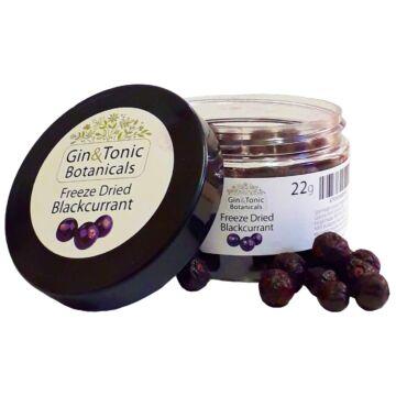 Gin Tonik fűszer kis tégelyben liofilizált feketeribizli 22 gr
