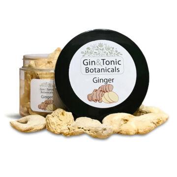 Gin Tonic Botanicals kis tégelyben - Gyömbér 60gr