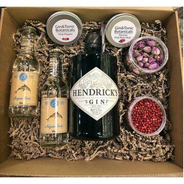 Hendricks Gin in the Box