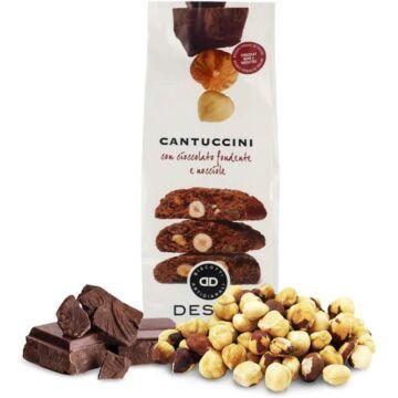 Deseo Mogyorós-étcsokoládés cantuccini 180g