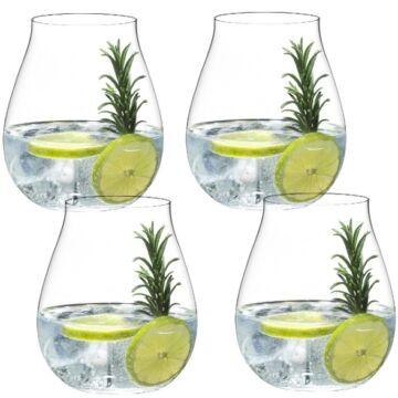 Riedel Gin&Tonic pohár set dobozban 4db/cs