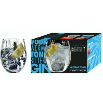 Riedel Optic Mixing Gin Tonikos Pohár 4db/doboz