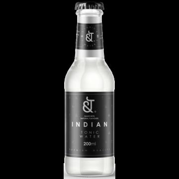 &T Indian Tonic Water 0,2L - 12 db-tól