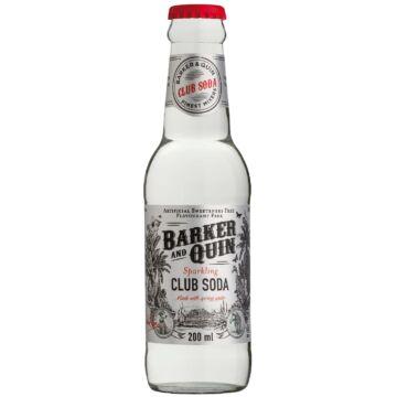 Barker & Quin dél-afrikai Club Soda 200 ml