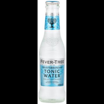 Fever Tree Mediterranean tonic 0,2L
