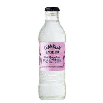 Franklin and Sons pink grapefruit tonic bergamottal 200 ml