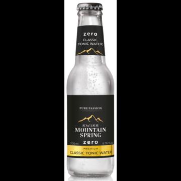 Swiss Mountain Spring Tonik - ZERO Tonic Water - 0,2L