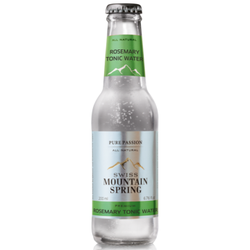 Swiss Mountain Spring Tonik - Rosemary Tonic Water - 0,2L