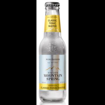 Swiss Mountain Spring Tonik - Classic Tonic Water - 0,2L