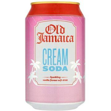 Old Jamaica Cream Soda üdítő 330ml