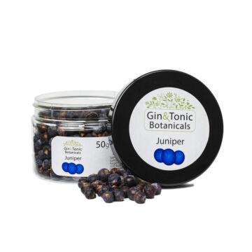 Gin Tonic botanicals kis tégelyben, borókabogyó egész 50gr