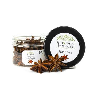 Gin Tonik fűszer kis tégelyben Csillag ánizs egész 30gr