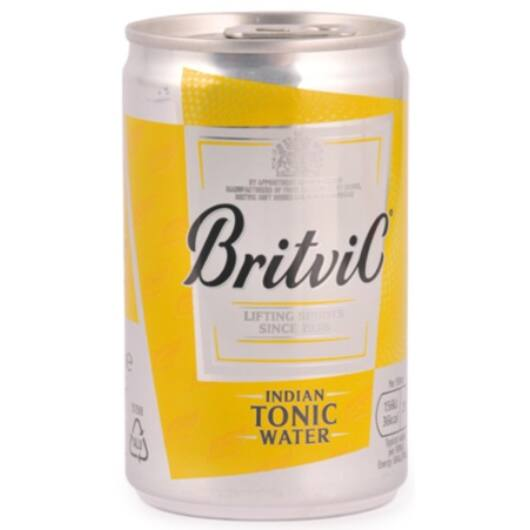 BritviC Indian Tonic Water - dobozos 150ml