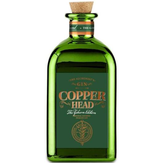 Copperhead Gin The Gibson Edition 0,5L 40%