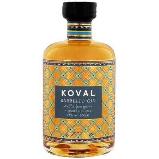 Koval Barreled Gin (0,5 l, 47%)
