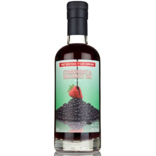 That Boutique-y Strawberry and Balsamico Gin (0,5 l, 40,1%)