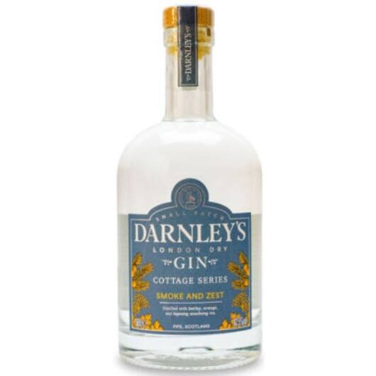 Darnley's Gin Smoke and Zest (0,5 l, 42,5%)