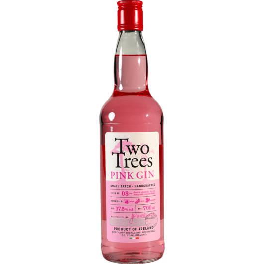 Two Trees Pink Gin (0,7l, 37,5%)