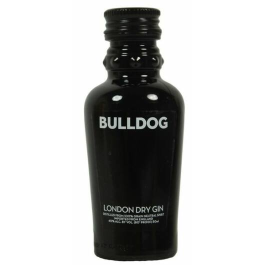 Bulldog London Dry Gin mini 0,05L 40%
