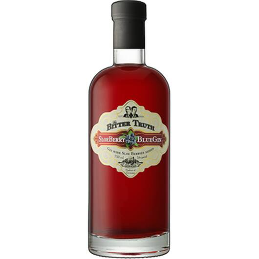 The Bitter Truth Sloeberry Blue Gin 0,7L 28%