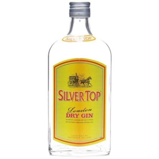 Bols Silver Top Dry Gin 0,7L 37,5%