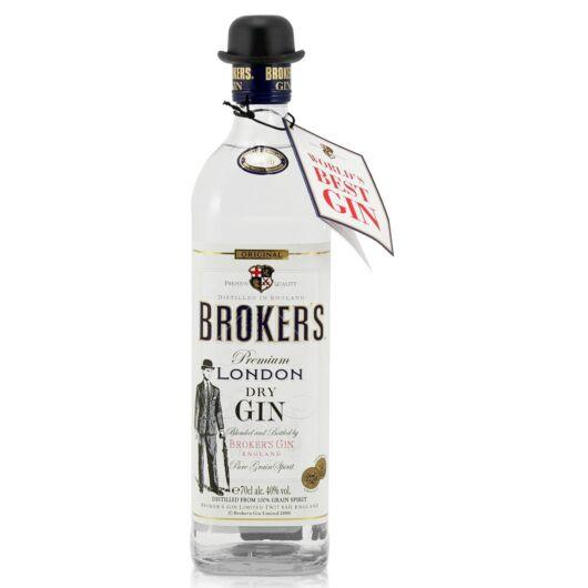Brokers Gin 0,7L 40%