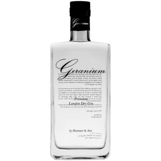 Geranium Premium London Dry Gin 0,7L 44%