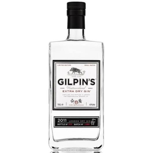 Gilpin's Extra Dry Gin 0,7L 47%