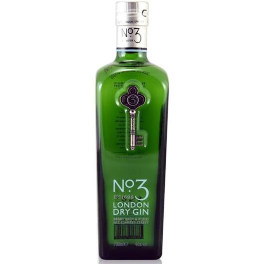 No.3 London Dry Gin 0,7L 46%