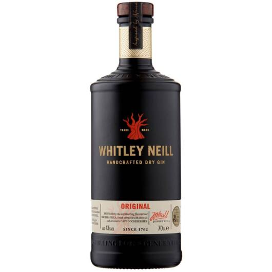 Whitley Neill Original Dry Gin 0,7L 42%