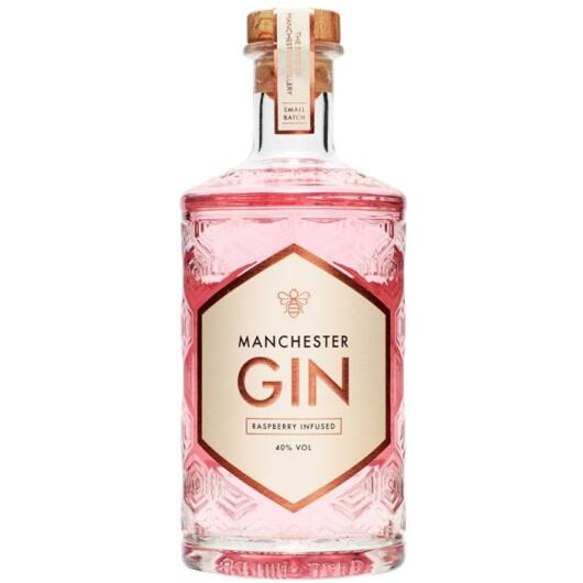 Manchester Raspberry Infused Gin [0,5L|40%]