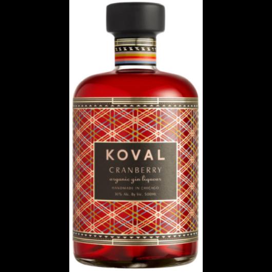 Koval Cranberry Gin Liqueur 0,5L 30%