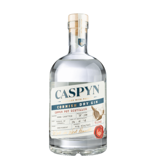 Caspyn Cornish Dry Gin 0,7L 40%