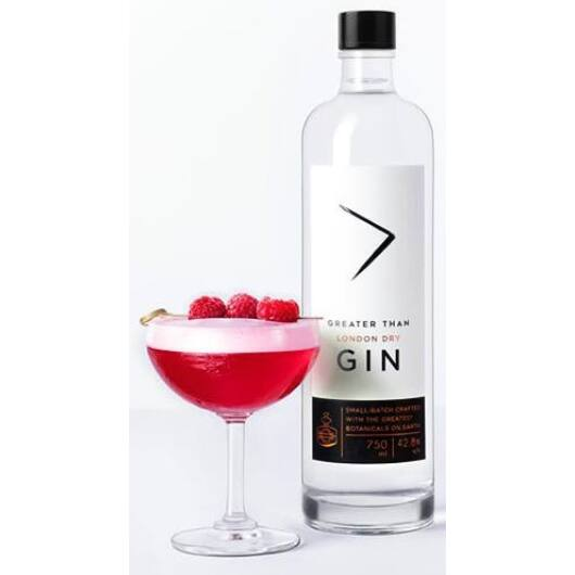 Greater Than London Dry Gin 0,75L 43%