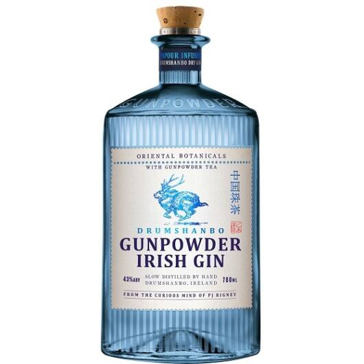 Drumshanbo Gunpowder Irish Gin 43% 0,7l