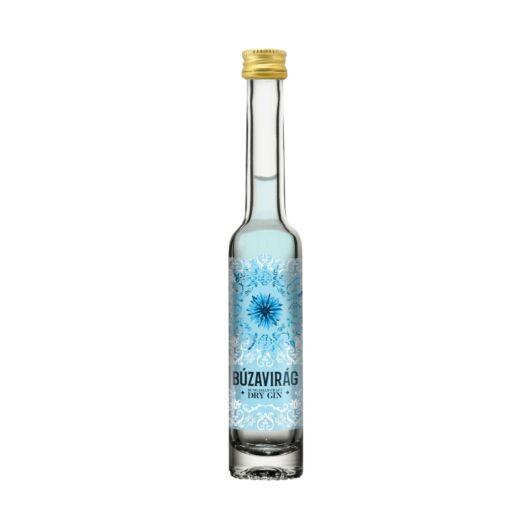 Búzavirág Kézműves Dry Gin 0,04L 40%