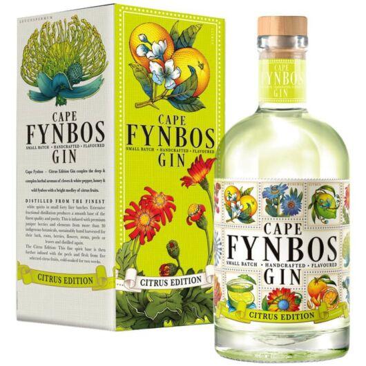Cape Fynbos Gin Citrus Edition 0,5l 43%