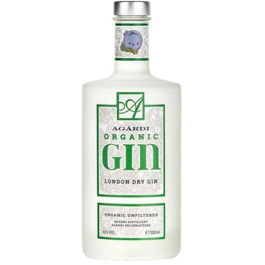 Agárdi Organic gin 0,5L 43%