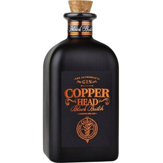 Copper Head Black Batch Gin 0,5L 42%