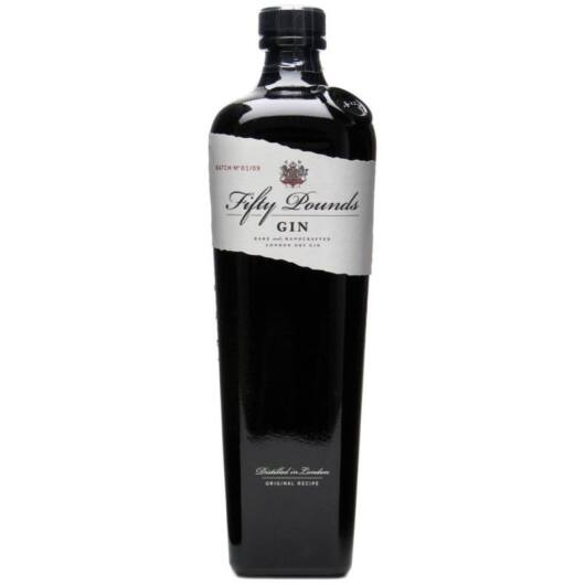 Fifty Pounds Gin 0,7L 43,5%