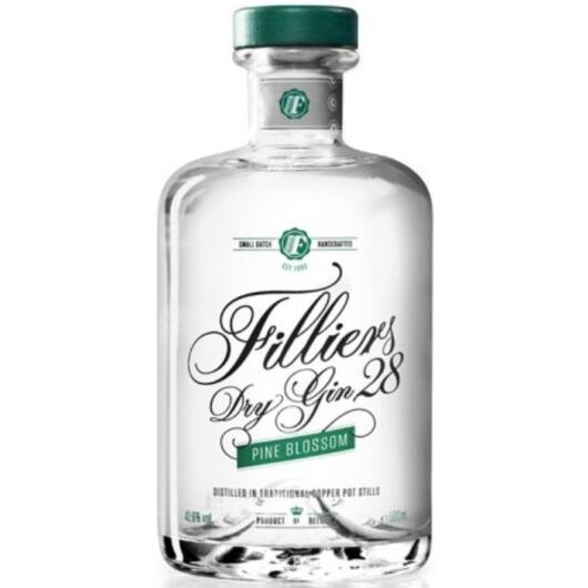 Filliers Pine Blossom Gin 0,5L 42,6%