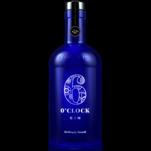 Six OClock Gin 0,7L 43%