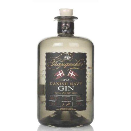 Tranquebar Danish Navy Gin 52% 0,7